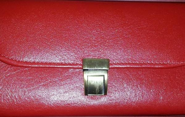 خرید کیف پول چرم زنانه