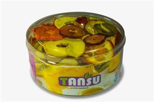 Tansu1 خرید میوه خشک مخلوط استوانه ای تانسو ۱۸۰ گرمی