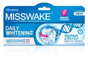 خرید خمیر دندان سفید کننده روزانه میسویک