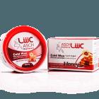 خرید موم سرد گیاهی عسلی عش (کاسه ای ۶۰۰gr)