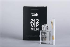 212-VIP خرید ادکلن مردانه ۲۱۲ VIP موتاک