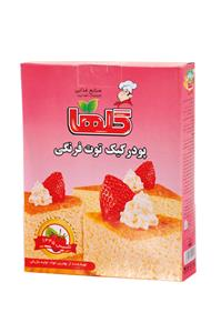 TootFarang1i خرید پودر کیک توت فرنگی ۵۰۰ گرمی گلها
