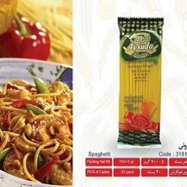 خرید اسپاگتی 700گرمی آی سودا