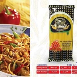اسپاگتی 900گرمی آی سودا