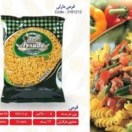 اسپاگتی فرمی رینگو 500گرمی آی سودا