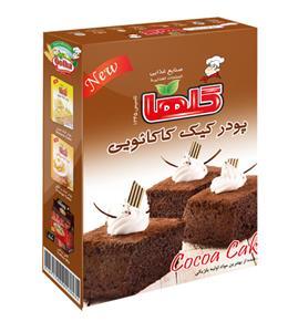 shokolati خرید پودر کیک کاکائویی ۵۰۰ گرمی گلها