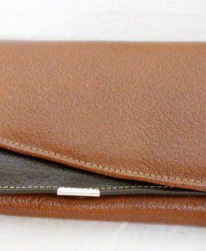 فروش کیف پول چرم کاملا طبیعی زنانه
