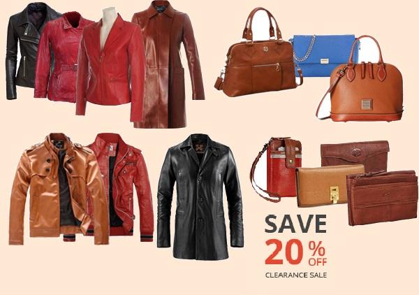 leater-sale2 محصولات چرمی با کیفیت بی نظیر