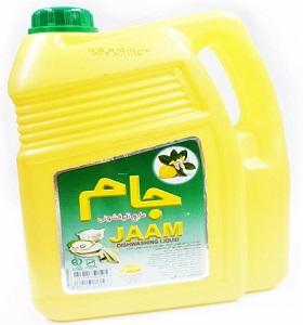 maye-zarf-shoiye-jam4 خرید مایع ظرفشویی ۴ لیتری جام