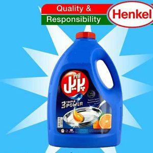 مایع ظرفشویی 1 لیتری پریل