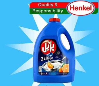periil1 خرید مایع ظرفشویی ۴ لیتری پریل