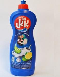 خرید مایع ظرفشویی 1 لیتری پریل