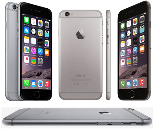 Apple iPhone 6 – 64GB.