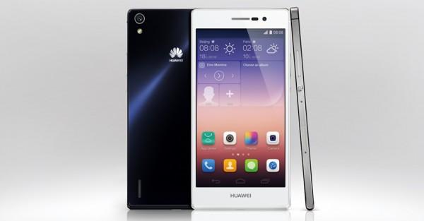 خرید گوشی موبایل Huawei Ascend P7