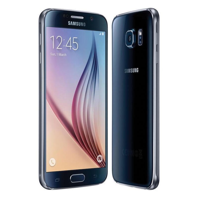 Samsung-Galaxy-S6-DUOS-32GB-SM-G920FD. خرید گوشی موبایل Samsung Galaxy S6 DUOS 32GB SM-G920FD