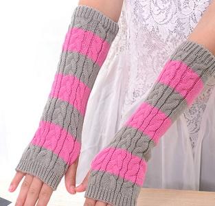 خرید ساق دست بافت دخترانه