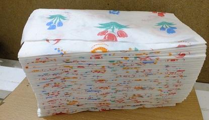 dastmal-kaghazi-falei2 خرید دستمال کاغذی فله ای ۶۰۰ گرمی گلدار