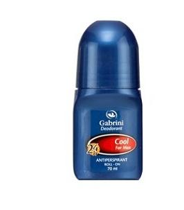 خرید دئودورانت رول آن مردانه آبی گابرینی