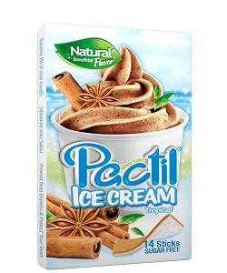 خرید آدامس با طعم بستنی دارچینی پاستیل