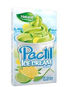 خرید آدامس با طعم بستنی لیمویی پاستیل