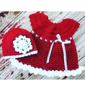 خرید بافت نوزادی دخترانه 2