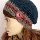 خرید کلاه بافت دخترانه 5