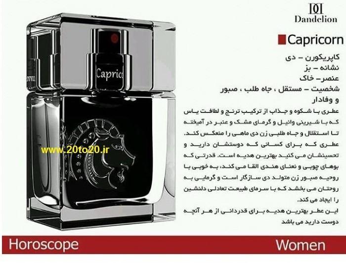 Horoscope capricorn Dandelion-www.20to20.ir