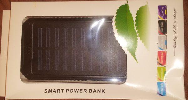خرید اسمارت پاوربانک خورشیدی اورجینال
