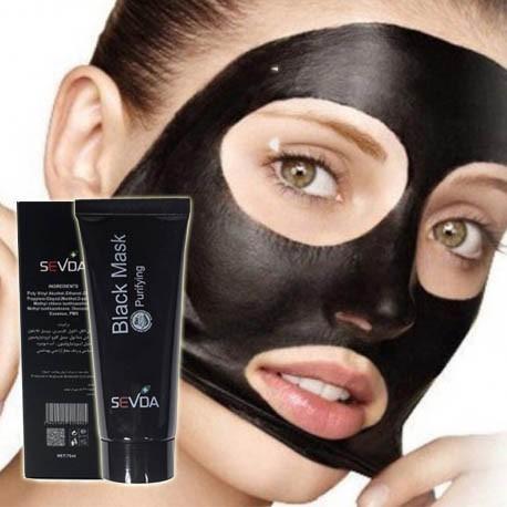 معرفی بلک ماسک سودا - ماسک زغالی BLACK MASK SEVDA