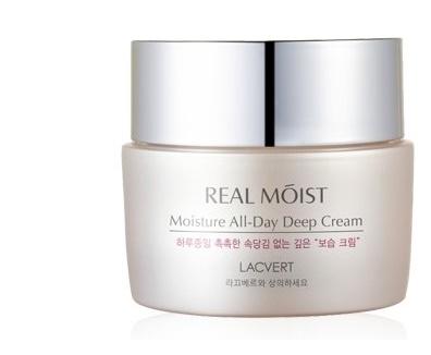 -مرطوب-کننده-عمیق-روزانه-LACVERT-Real-Moisture-All-Day-Deep-Cream-www.reza-sadeghi.ir_ خرید کرم مرطوب کننده عمیق روزانه LACVERT Real Moisture All-Day Deep Cream