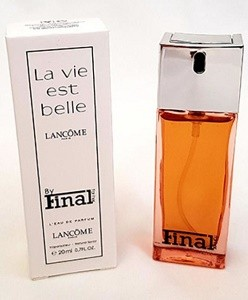 -ادکلن-زنانه-Final-LAVIEST-BELLE-20ML-www.20to20.ir_ خرید ادکلن زنانه Final LAVIEST BELLE 20ML