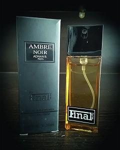 خرید ادکلن مردانه Final AMBRE NOIR 20 ML