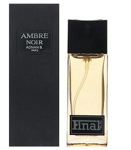 ادکلن مردانه فینال مدل Adnan B Ambre Noir 20 ml