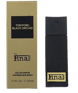 ادکلن مردانه فینال مدل TOMFORD BLACK ORCHID 20 ml