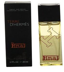 ادکلن مردانه Terre D hermes final 20 ml