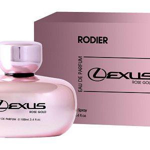 ادکلن زنانه رز گلد لکسوس رودیر Lexus Rose Gold