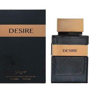 ادکلن مردانه ژک ساف مدل Jacsaf Desire